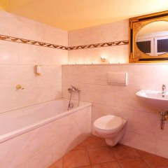 Riverside City Hotel & Spa Берлин ванная