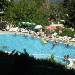 Отель Vezhen Hotel Болгария, Золотые пески - отзывы, цены и фото номеров - забронировать отель Vezhen Hotel онлайн бассейн