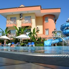 Yavuzhan Hotel Турция, Сиде - 1 отзыв об отеле, цены и фото номеров - забронировать отель Yavuzhan Hotel онлайн бассейн фото 3