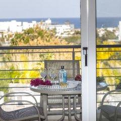 Отель Protaras Palm Suite 207 балкон