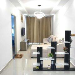 Отель Diamond Sea Apartment Вьетнам, Вунгтау - отзывы, цены и фото номеров - забронировать отель Diamond Sea Apartment онлайн ванная