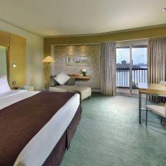 Отель Sofitel Cairo Nile El Gezirah комната для гостей фото 3