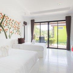Отель Siri Lanta Resort Ланта комната для гостей