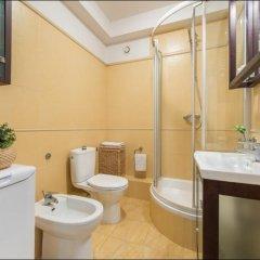Отель P&O Stegny 2 Варшава ванная