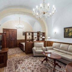 Отель AURUS Прага комната для гостей фото 3