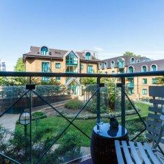 Отель Central Flat With Garden View Ideal for Couples Великобритания, Лондон - отзывы, цены и фото номеров - забронировать отель Central Flat With Garden View Ideal for Couples онлайн балкон