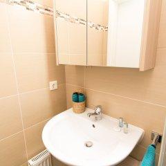 Отель CheckVienna – Apartment Roßauer Lände Австрия, Вена - отзывы, цены и фото номеров - забронировать отель CheckVienna – Apartment Roßauer Lände онлайн ванная