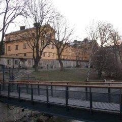 Stf Stockholm/af Chapman & Skeppsholmen Hostel Стокгольм