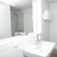 Отель Flandrischer Hof Кёльн ванная