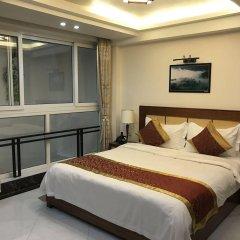 Sapa Paradise Hotel комната для гостей фото 2