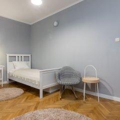 Апартаменты Browarna Guest Apartment Варшава комната для гостей фото 3