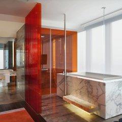 Отель W Taipei Тайвань, Тайбэй - отзывы, цены и фото номеров - забронировать отель W Taipei онлайн ванная фото 2