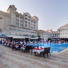 Отель Sultan of Side - All Inclusive Сиде помещение для мероприятий