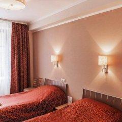 Гарни Отель Сибирия комната для гостей фото 4