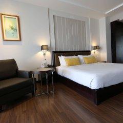 Отель The Dawin Бангкок комната для гостей фото 3