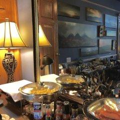 Отель Alamo Guest House Глазго питание