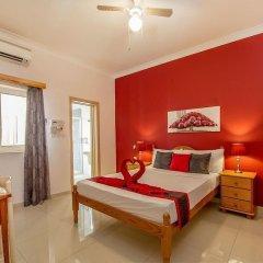 Отель Electra Guesthouse Мальта, Зеббудж - отзывы, цены и фото номеров - забронировать отель Electra Guesthouse онлайн комната для гостей фото 5