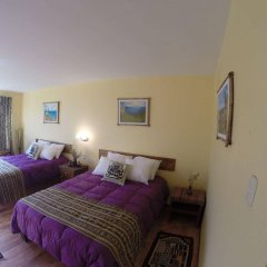 Отель Mirador del Titikaka комната для гостей фото 2
