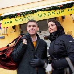 Hotel Merkur Прага