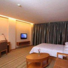 Landmark International Hotel Science City Гуанчжоу сейф в номере