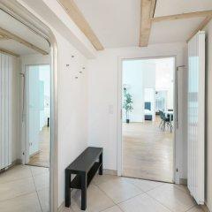 Апартаменты Hybernska Apartments сауна