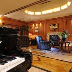 Отель Manzoni Италия, Милан - 11 отзывов об отеле, цены и фото номеров - забронировать отель Manzoni онлайн интерьер отеля фото 2