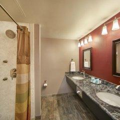 Отель Four Queens Hotel and Casino (No Resort Fee) США, Лас-Вегас - отзывы, цены и фото номеров - забронировать отель Four Queens Hotel and Casino (No Resort Fee) онлайн ванная фото 2