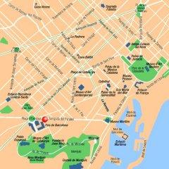 Отель Vilamarí Испания, Барселона - 5 отзывов об отеле, цены и фото номеров - забронировать отель Vilamarí онлайн городской автобус