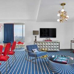 Отель Andaz West Hollywood Уэст-Голливуд комната для гостей