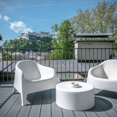 Отель APT - Stone Lodge Salzburg Зальцбург балкон
