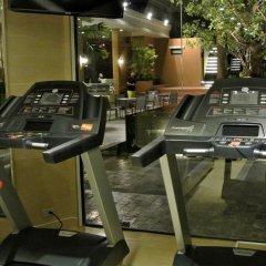 Grand Scenaria Hotel Pattaya фитнесс-зал фото 2