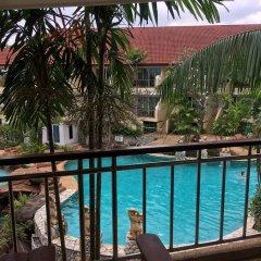 Отель Bella Villa Cabana Таиланд, Паттайя - 1 отзыв об отеле, цены и фото номеров - забронировать отель Bella Villa Cabana онлайн балкон