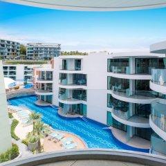 Отель Absolute Twin Sands Resort & Spa балкон