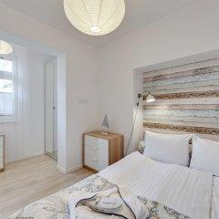 Апартаменты Lion Apartments - La Playa Сопот комната для гостей фото 2