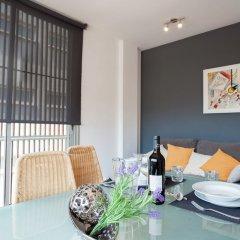 Апартаменты Feelathome Poblenou Beach Apartments Барселона комната для гостей фото 7