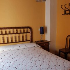 Отель Casa Rural Ca Ferminet сейф в номере