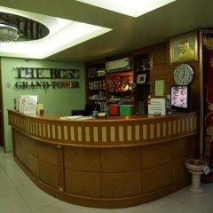 The Boss Grand Tower Hotel гостиничный бар