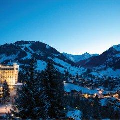 Отель Gstaad Palace фото 12