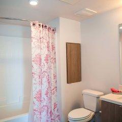 Отель Upscale Apartment in Downtown LA США, Лос-Анджелес - отзывы, цены и фото номеров - забронировать отель Upscale Apartment in Downtown LA онлайн ванная