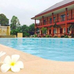 Отель Peaceful Resort Koh Lanta Ланта бассейн фото 3