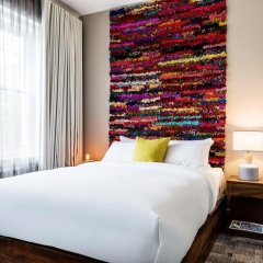 Отель C3 - Hotel art de vivre Канада, Квебек - отзывы, цены и фото номеров - забронировать отель C3 - Hotel art de vivre онлайн комната для гостей фото 4