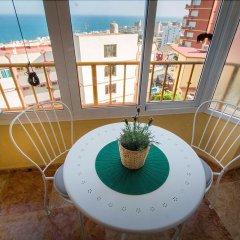 Отель Holidays2Roquedal Испания, Торремолинос - отзывы, цены и фото номеров - забронировать отель Holidays2Roquedal онлайн балкон