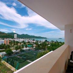 Chau Loan Hotel Nha Trang балкон