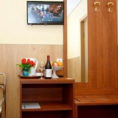 Гостиница Троя удобства в номере