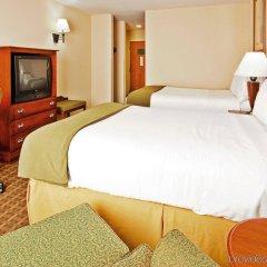 Holiday Inn Express Hotel & Suites MERIDIAN комната для гостей фото 4