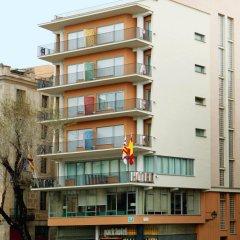 Отель Park Испания, Барселона - 4 отзыва об отеле, цены и фото номеров - забронировать отель Park онлайн вид на фасад