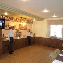 La Bella Bergama Турция, Дикили - отзывы, цены и фото номеров - забронировать отель La Bella Bergama онлайн интерьер отеля