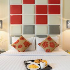 Отель FuramaXclusive Asoke, Bangkok Таиланд, Бангкок - отзывы, цены и фото номеров - забронировать отель FuramaXclusive Asoke, Bangkok онлайн в номере