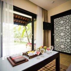 Отель Hue Riverside Boutique Resort & Spa Вьетнам, Хюэ - отзывы, цены и фото номеров - забронировать отель Hue Riverside Boutique Resort & Spa онлайн комната для гостей фото 3
