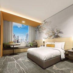 Отель Hilton Garden Inn Kuala Lumpur Jalan Tuanku Abdul Rahman South фото 6